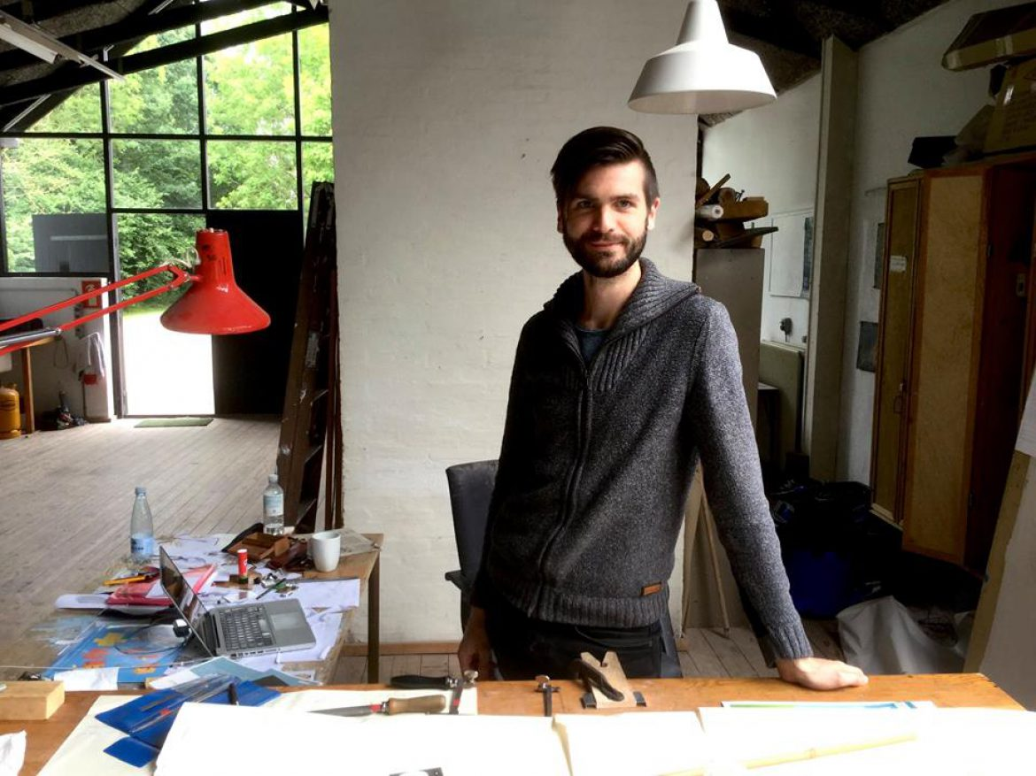 Artist-in-Residency in August: Niklas Link (D)