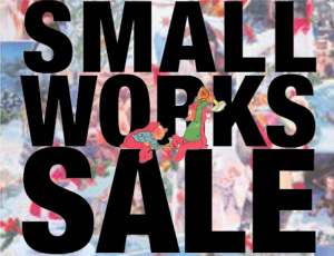 Small Works Sale 2017