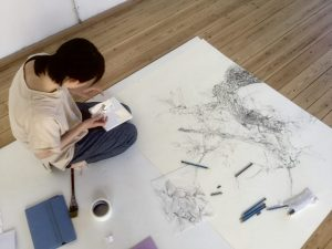 Artist-In-Residence, July-Dec 19: Ai Kumehara (JAP)